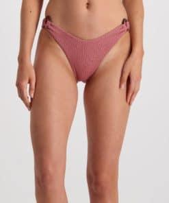 Piha Retro Bubble Ring Bikini Trim High Leg Pant