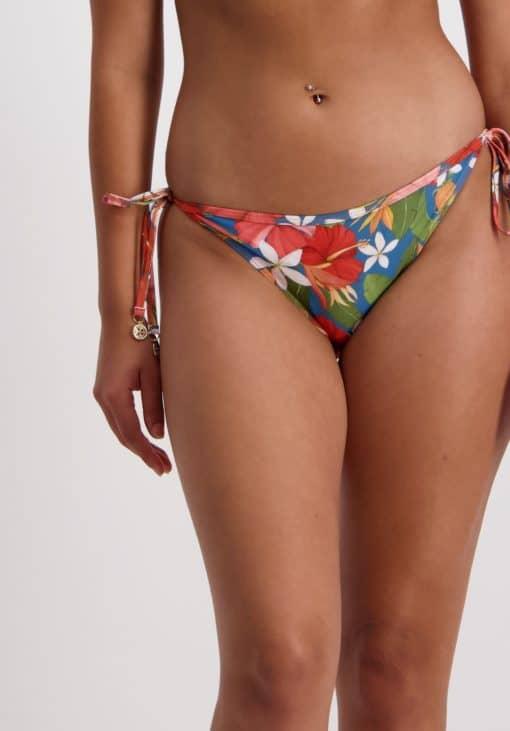 Piha Tahiti Holiday Bikini String Pant